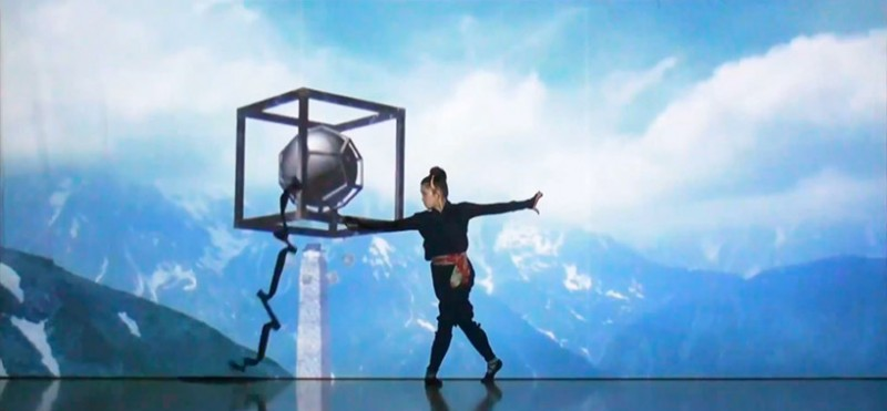 A mesmerizing Japanese dance performance you will love to watch
